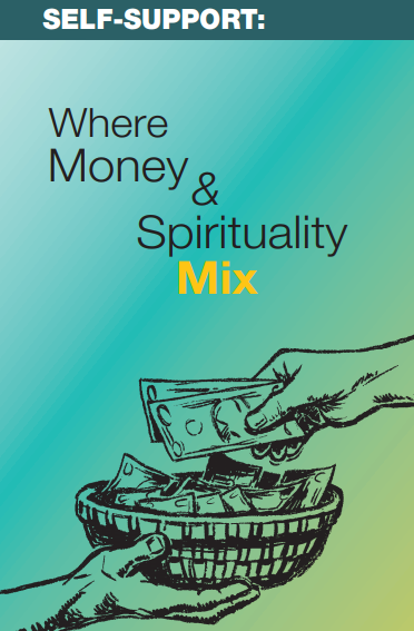 Where Money & Spirituality Mix
